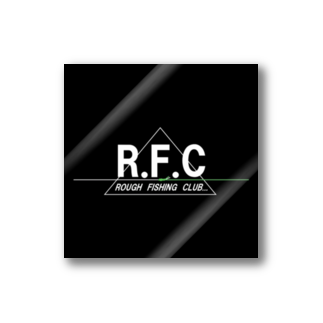Rough_Fishing_ClubのR.F.C Stickers
