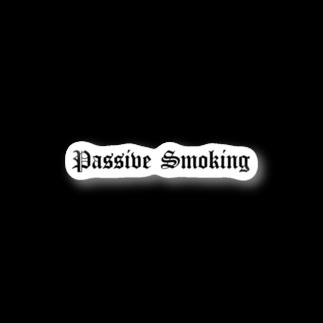やまとのpassive smoking ステッカー Stickers