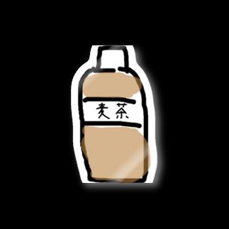 ちゃんマの麦茶 Stickers