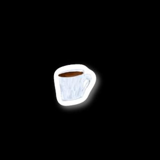 Olu 'OluのCoffee mug Stickers