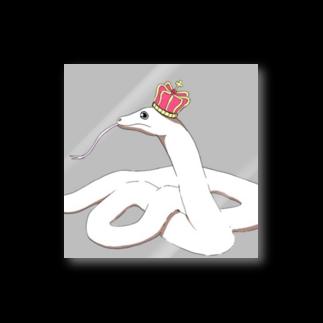 朧巻(おぼろまき)のスネーキング Stickers