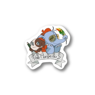 The-HanpeiterS Stickers