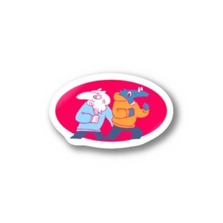 拝借 Stickers