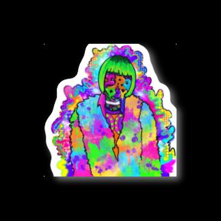 __irodol__のTANAKYAN Stickers