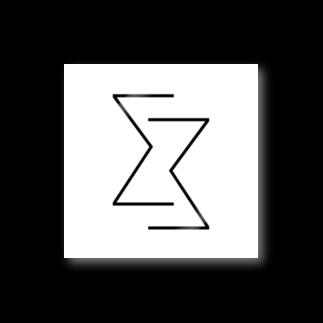 ナンバユウキプロダクトの〈ソフィスト〉ロゴ Stickers