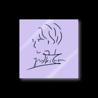 雪那のY_004 Stickers