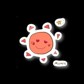 oekakisuruayameのlsdancingのサニーくん🌞ステッカー Stickers
