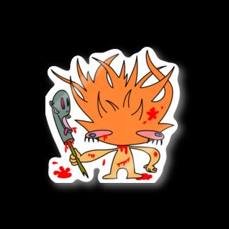 血味亭2ndのほのを Stickers