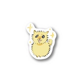 毛玉犬 Stickers
