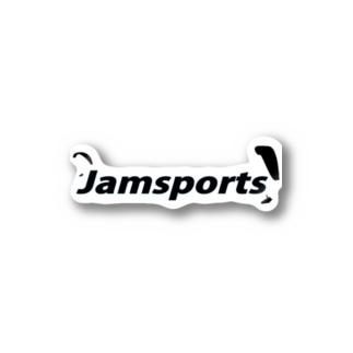 2020Jamsports001 Stickers