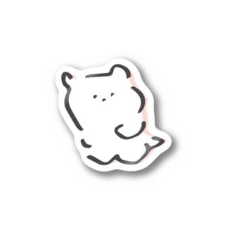 しろちゃん しーる Stickers