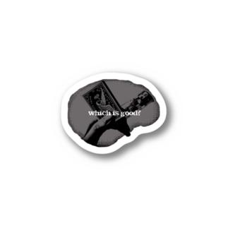 マッチ派?ライター派?(9) Stickers