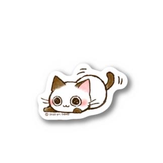 ちょこさん~うずうずバージョン~ Stickers