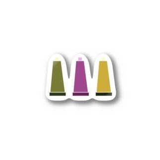 歯磨き粉 Stickers