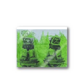 maik1982のシーサー Stickers