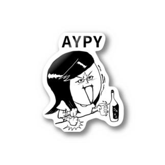 AYPY Stickers