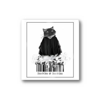 fashionista cat Stickers