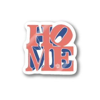 #stayHOMEステッカー Stickers
