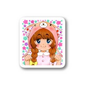 ねこみみ少女 Stickers