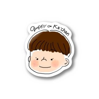 ぐっぴーかあちゃん Stickers