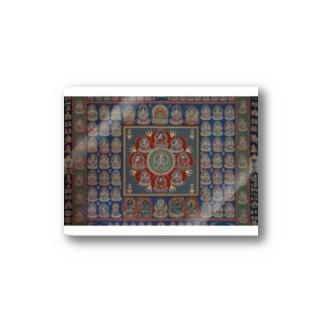 胎蔵界曼荼羅 Stickers