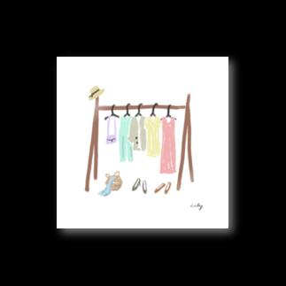 LilyのCloset Stickers