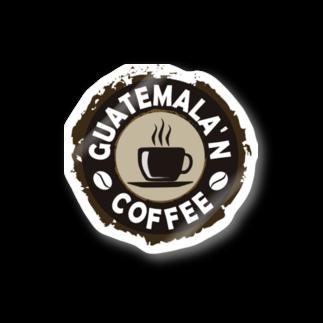 KOKOAのGUATEMALA´N COFFEE Stickers
