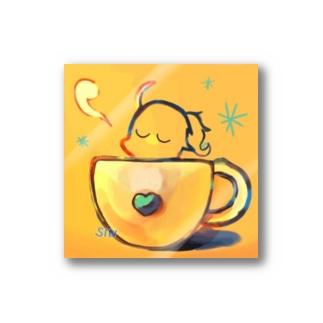 黄色 Stickers