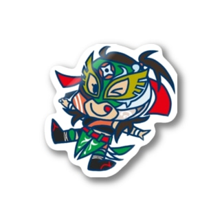 KONOHAステッカー Stickers