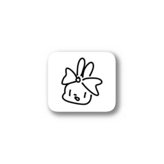 雑ぷ Stickers
