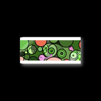 nomataの◯とカメレオン Stickers