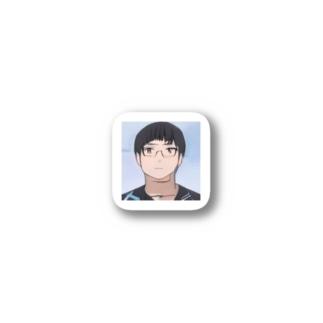 AI漫画 Stickers