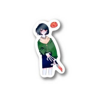 過去の栄光 Stickers