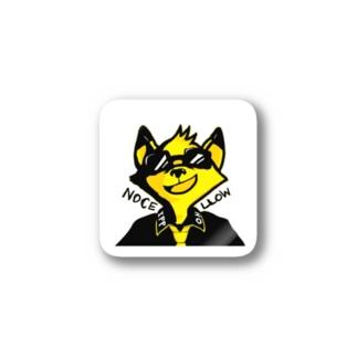 ノチェローステッカー(白) Stickers