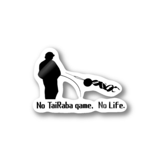 タイラバステッカー Stickers
