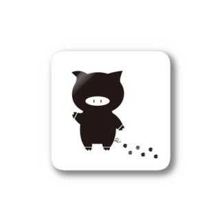 ぶーちゃん Stickers