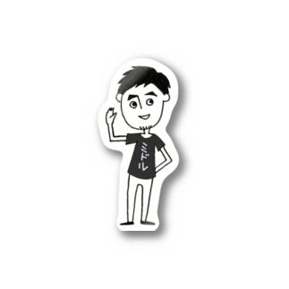 okaPさん Stickers