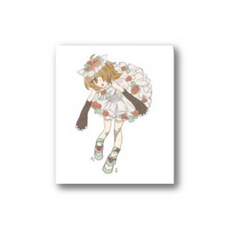 花苑ちゃん Stickers