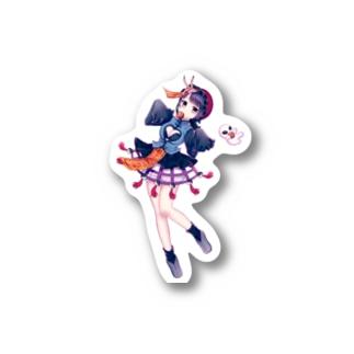 オタク用美少女ネクスト Stickers