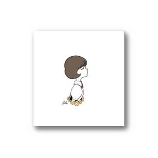 AitAnの恋する乙女 Stickers