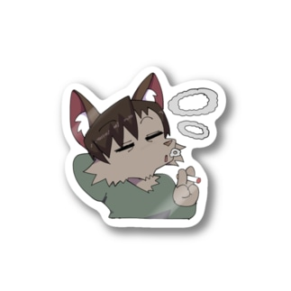 イカリングライスケ Stickers