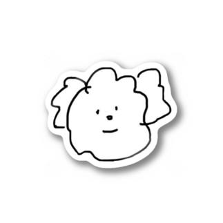 たもたも(色付きのものを買うならコチラ) Stickers