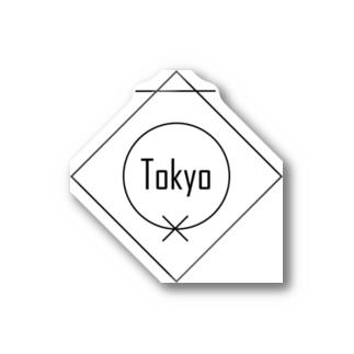 東京FGC男女平等チャリティー Stickers