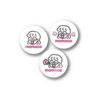 momocoさんのステッカー Stickers