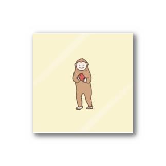 おさるのチビちゃん Stickers