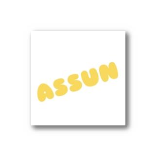 Assun Stickers
