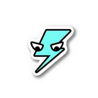 【Littboy】Lightning boy sticker Stickers