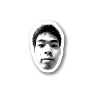 ヤマト総会公式のヤマト総会ステッカー-虚- Stickers