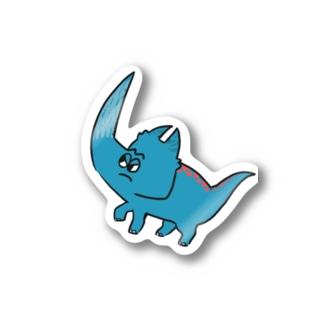 ルベオサウルス@恐竜グランプリ Stickers