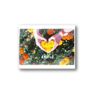amour Stickers